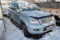 внедорожник Toyota Land Cruiser Prado, в г.Канск