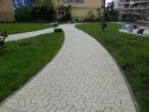 Тротуарная плитка, в Сочи