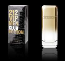 Carolina Herrera 212 VIP Men Club Edition 100 ml, в Москве