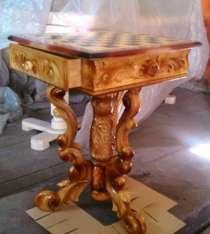 Шахматный стол с фигурами, в Домодедове