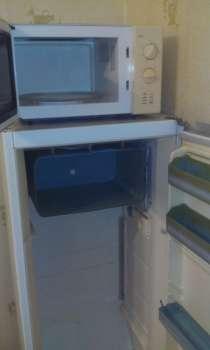 Холодильник и микроволновка, в Волгограде