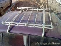 открытый прицеп для легкового авто  БАГАЖНИК на крышу, в Кемерове