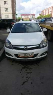 автомобиль Opel Astra, в Череповце