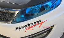 Наклейка на Корейца ROADRUNS SPORTIVO RACING, в Омске