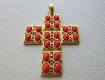 Очень красове украшение в виде декоративного креста от KJL, в Москве