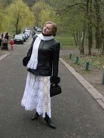 Юбка ручной работы крючком, в г.Киев