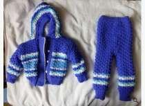 Детский вязанный костюм, в Ижевске