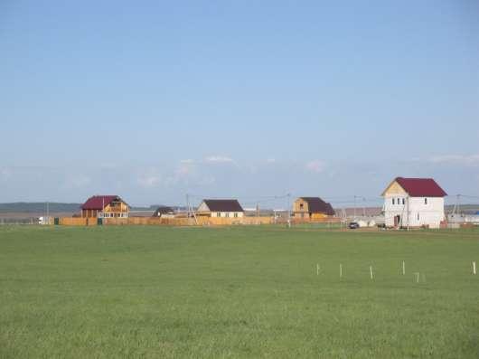 Участки в деревне Косотуриха
