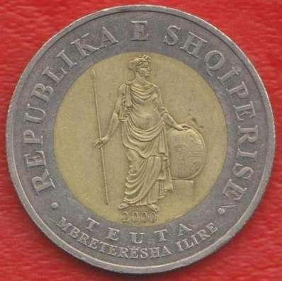 Албания 100 лек 2000 г.