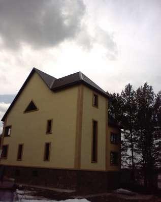 Коттедж в пригороде Екатеринбурга в Березовский Фото 1