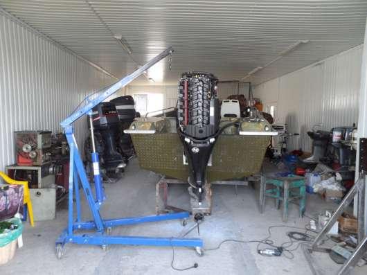 Ремонт лодочных моторов любой сложности
