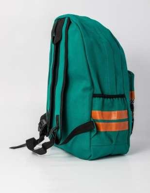 Рюкзак в этническом стиле зеленый в г. Запорожье Фото 1
