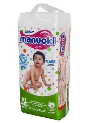 Продаем оптом подгузники-трусики MANUOKI
