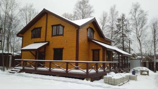 Жилой дом в Парголово