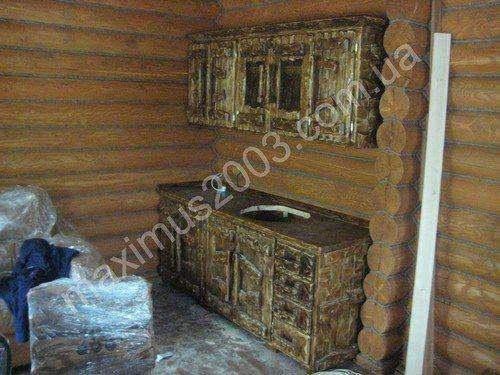 Мебель для дома в деревенском стиле в Екатеринбурге Фото 3