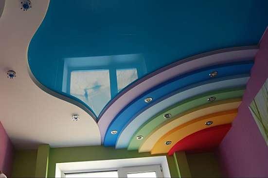 Натяжные потолки в Туле