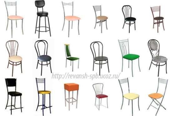 Барные стулья и табуреты, металлокаркас в Санкт-Петербурге Фото 1