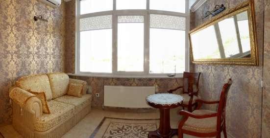 Однокомнатный люкс с видом на море в центре. Джакузи