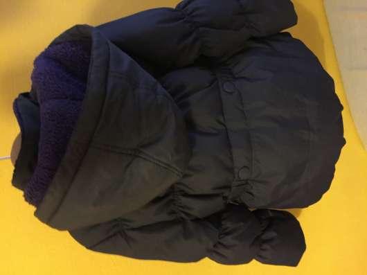 Куртка демисезонная 122-128