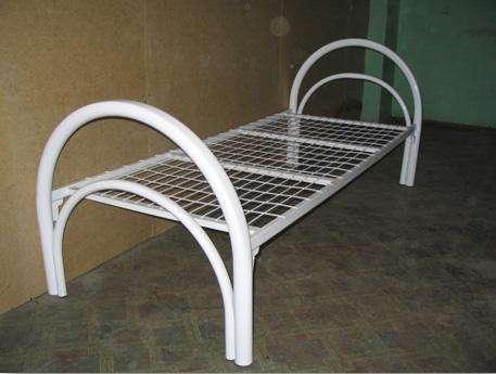 Кровати металлические для лагеря, кровати для гостиницы от производителя.