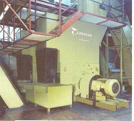 Стружкодробилки, шредеры для измельчения любой металл
