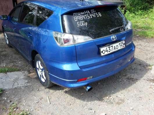 Продажа авто, Toyota, Caldina, Автомат с пробегом 170 км, в Владивостоке Фото 2