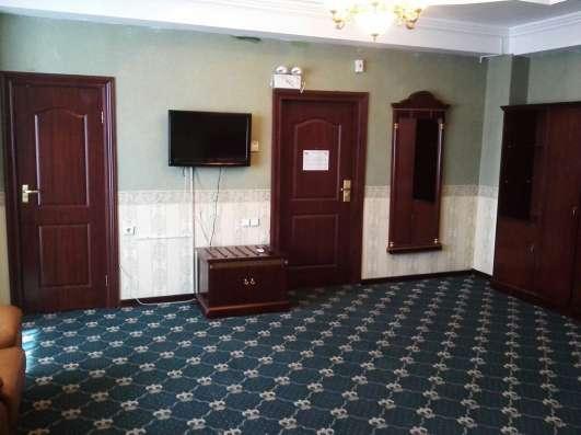 Отель эконом класса