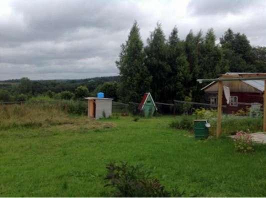Продается земельный участок в деревне Бородавкино, Можайский р-он, 132 км от МКАД по Минскому шоссе. Фото 2