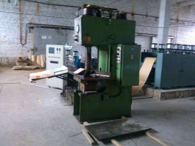 Линия по производству бумажных мешков в г. Балахна Фото 1