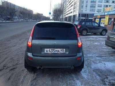 автомобиль ВАЗ 1119 Kalina