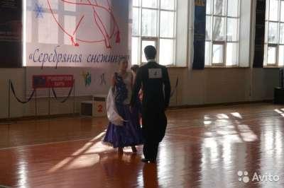 "шикарное платье Бальное ""Стандарт"""