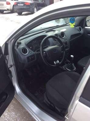 Продажа авто, Ford, Fiesta, Механика с пробегом 85000 км, в г.Самара Фото 2