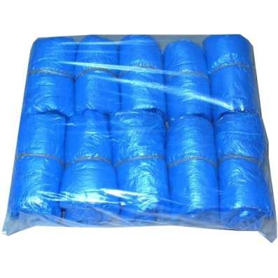 Бахилы полиэтиленовые одноразовые 3,4 г 28 мкм от 0,99 руб