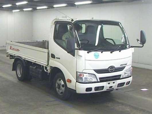 Hino dutro 2-х тонный бортовой
