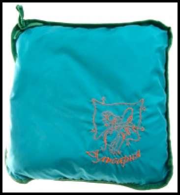 Одеяло, подушка для релаксации-отдыха