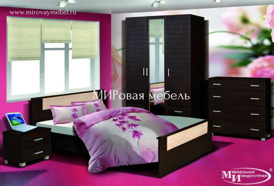 Спальни Милена