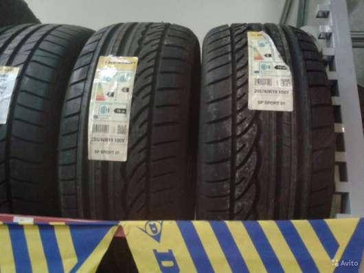 Новые R19 комплекты 255 40 и 275 40 sport 01