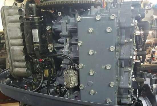 лодочный мотор YAMAHA 85