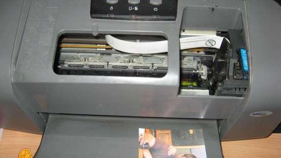 принтер 4хцветный Epson C67 рабочий