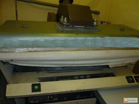Пресс для дублирования, утюжки и термофиксации изделий