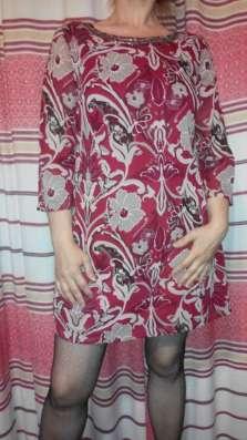 Стильное шифоновое платье от DEBENHAMS