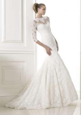 Свадебное платье Pronovias 2015 года
