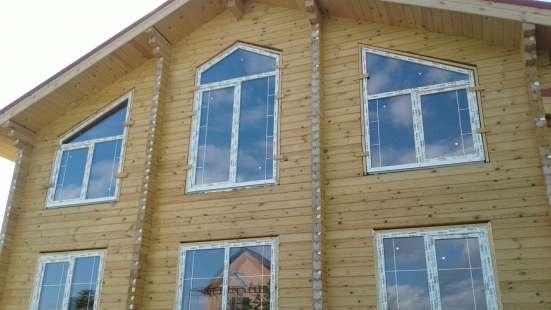Дом из профилированного бруса для круглогодичного проживания