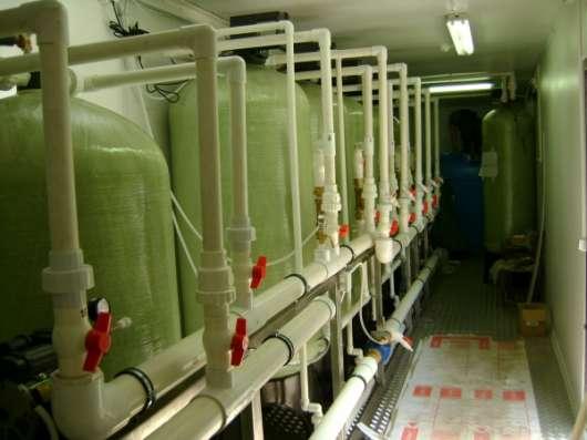 Установка обезжелезивания воды от 1 - 50 м3/час Сокол в г. Нефтекамск Фото 2