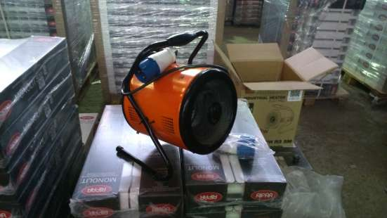 Тепловые пушкиTimberk TIH R3 5M