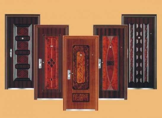 Металлические входные двери; окна ПВХ
