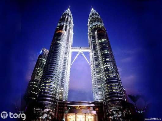 Отдых в Куала-Лумпур и о. Лангкави на 8 дней на два человека