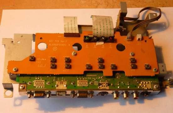 Проектор Infocus IN26 в разобранном состоянии в Владивостоке Фото 2