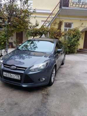 Продажа авто, Ford, Focus, Автомат с пробегом 67000 км, в г.Феодосия Фото 1