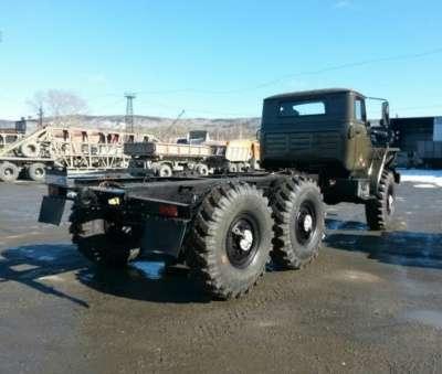 грузовой автомобиль УРАЛ 4320 в г. Воркута Фото 4